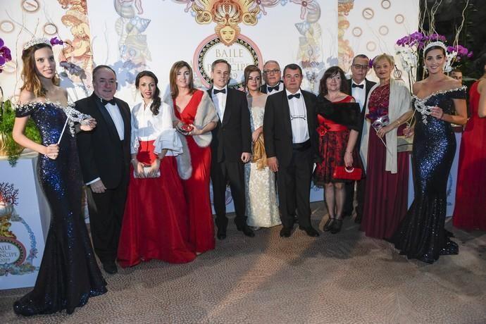 LAS PALMAS DE GRAN CANARIA  26-01-2019  LAS PALMAS DE GRAN CANARIA. Acto de recepciön del  Baile del Príncipe organizado por Fernando Mendez.  FOTOS: JUAN CASTRO