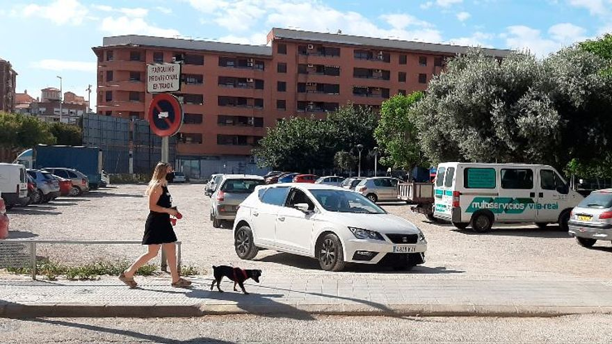 Vila-real sumará 981 plazas de párking para reducir el tráfico en el casco urbano