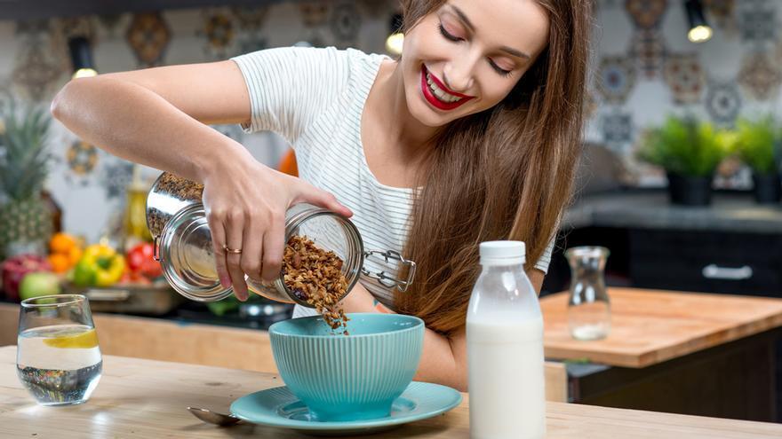 Aprende a hacer granola casera