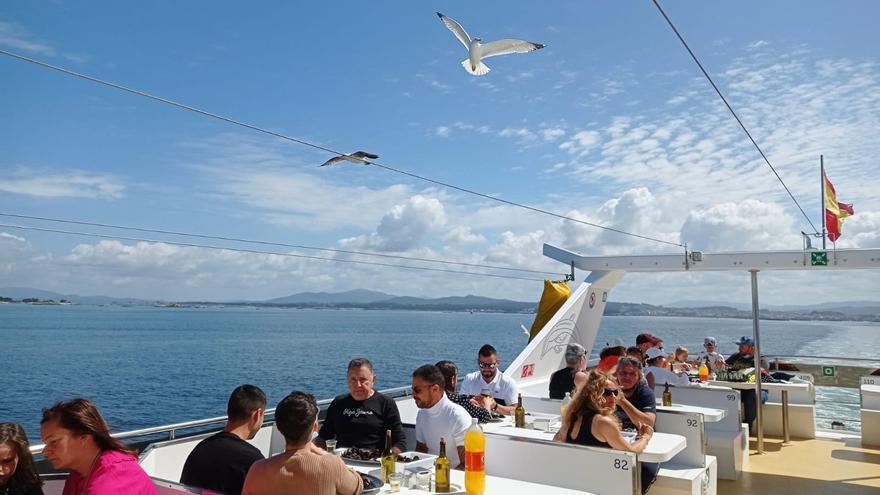 Sálvora, la misteriosa isla que se visita en domingo