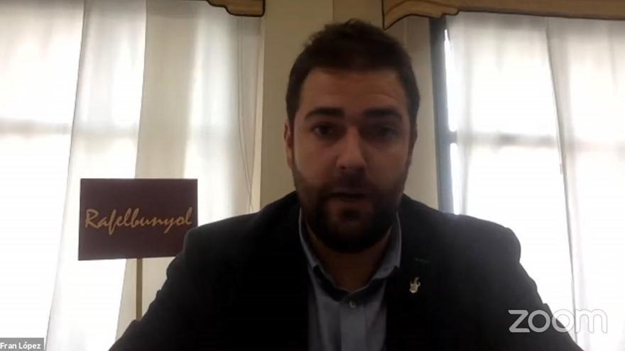 El alcalde de Rafelbunyol renuncia a dimitir por vacunarse