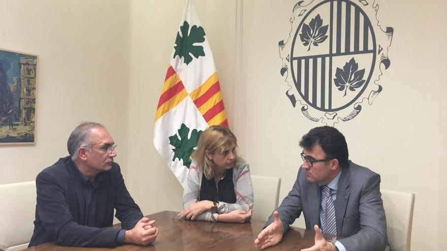 L'Agència Tributària de Catalunya presenta l'oficina de l'Alt Empordà a Figueres