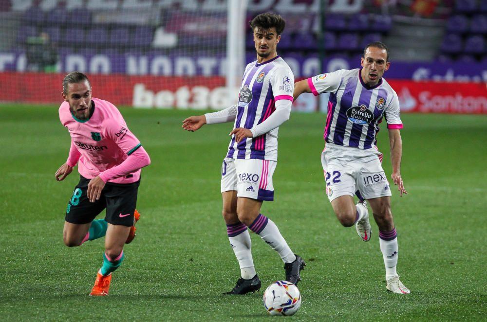 LaLiga Santander: Valladolid - Barcelona