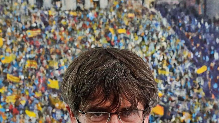 La justícia europea retira la immunitat a Puigdemont en no veure risc de detenció