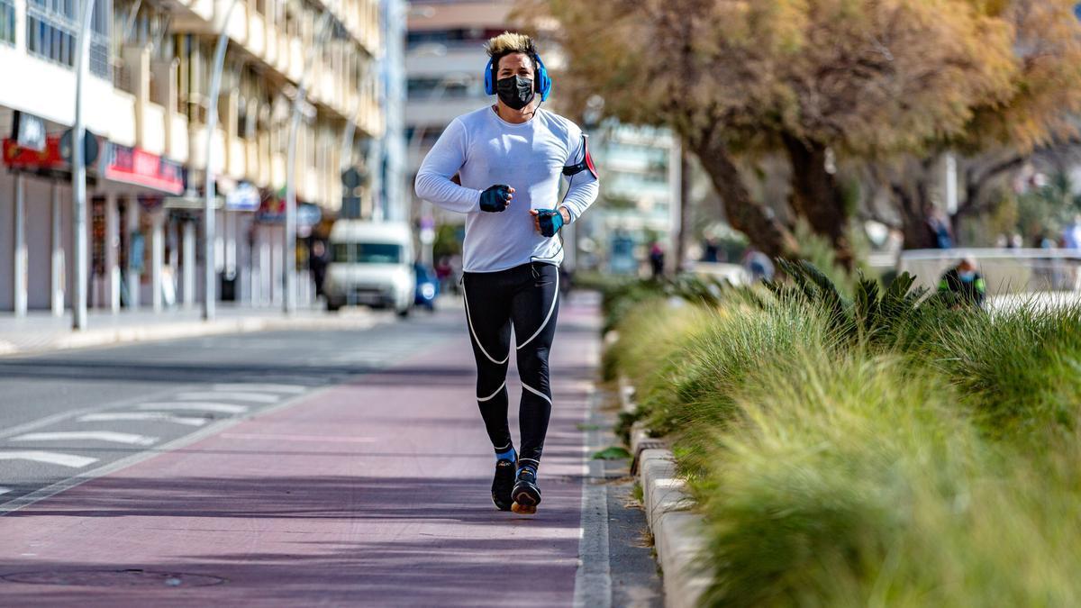 Desescalada en la Comunidad Valenciana: las nuevas medidas relacionadas con el deporte que entran en vigor este lunes