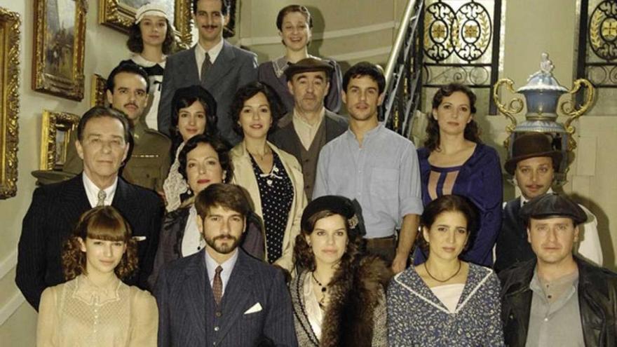 TVE emetrà la segona temporada de la sèrie «La República» set anys després