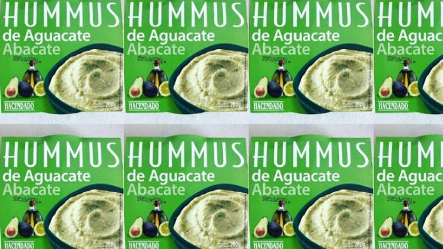 El hummus de aguacate del Mercadona llega a Canarias