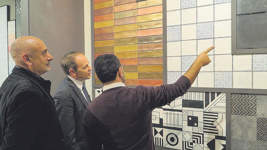 El mercado español, Italia, Marruecos y Brasil impulsan las ventas de esmaltes de Castellón