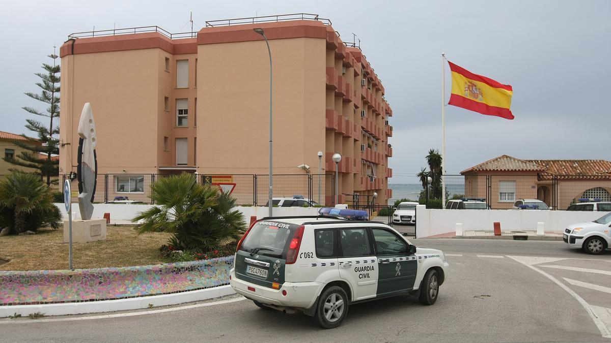 Cuartel de la Guardia Civil de Rincón de la Victoria.