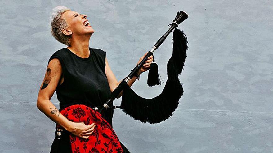 Susana Seivane, protagonista do 'Galicia Emerxe' de hoxe na TVG-2