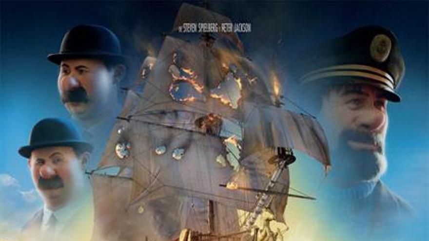 Las aventuras de Tintín: El secreto del Unicornio