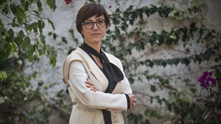 María Gámez Gámez: «En la pandemia la Guardia Civil ha sido percibida como la mano que ayuda, no la que sanciona»