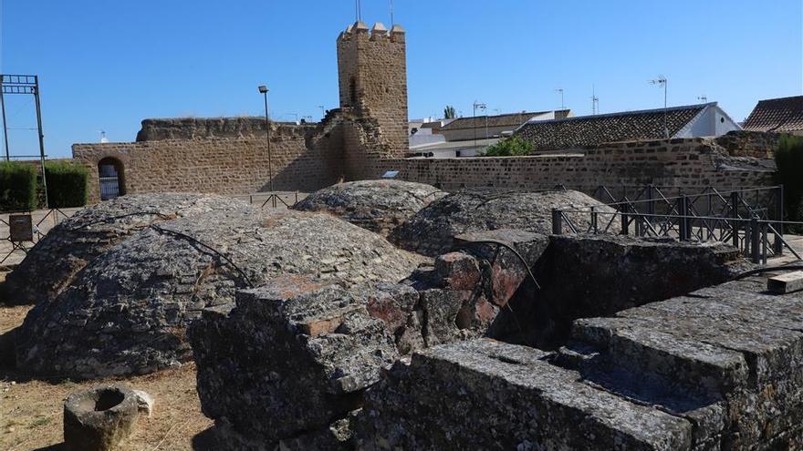 Una alcazaba califal en Bujalance