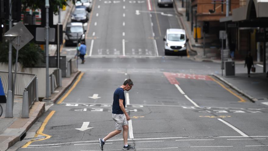 Casi el 50% de la población de Australia, confinada tras la cuarentena en Brisbane