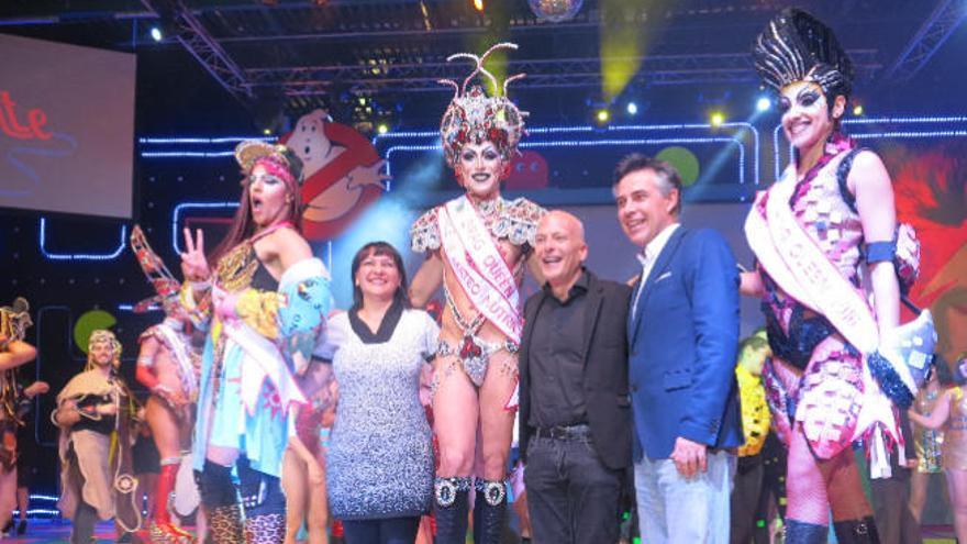 Íkaro, la primera drag de Santa Lucía