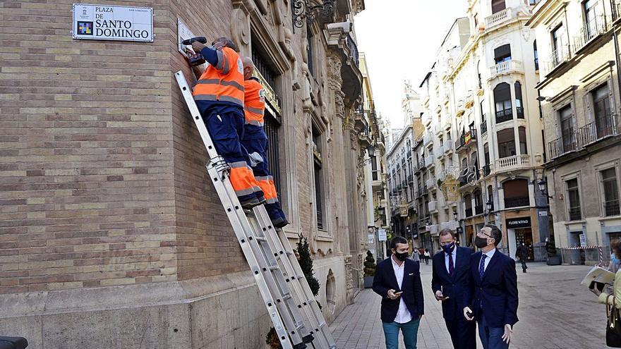 Las placas inteligentes se retirarán de los monumentos protegidos
