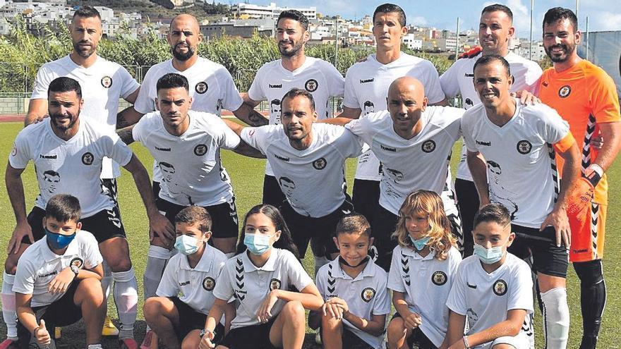 El Arucas vence al filial del CD Tenerife