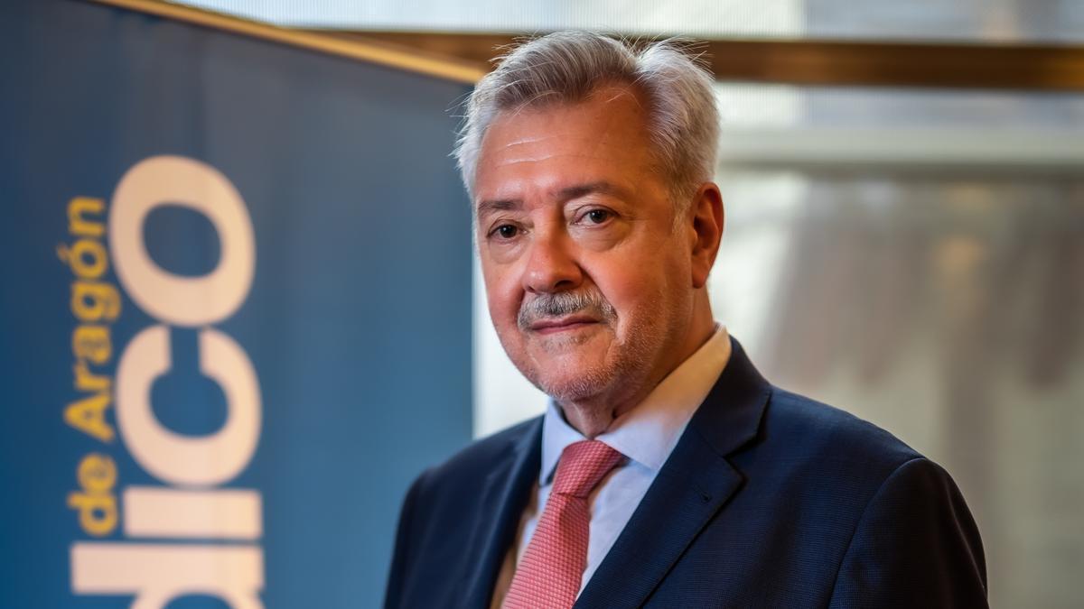Luis Callén, gerente del Sector II de Salud.