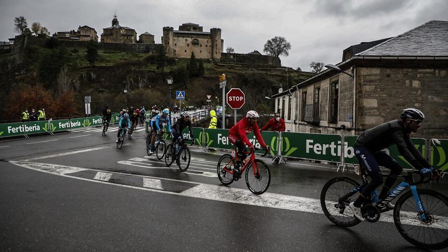 La Vuelta a España no pasará este año por Zamora