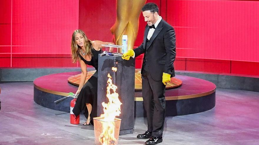 Los momentazos de los Premios Emmy 2020