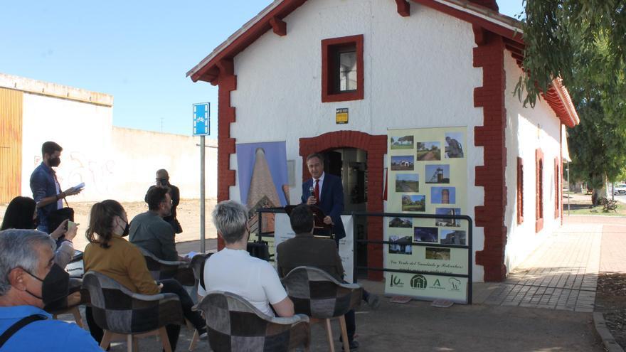Abre sus puertas en Peñarroya el centro de interpretación de la Vía Verde del Guadiato
