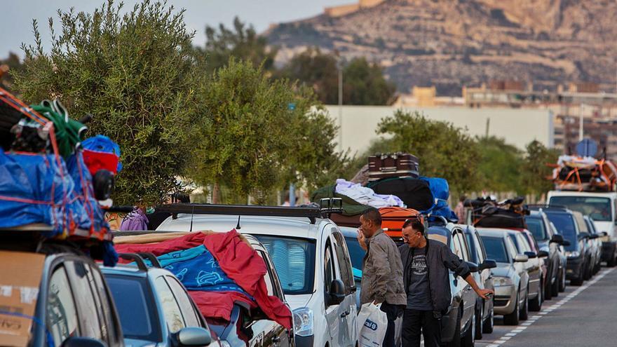 El ferry Alicante-Argelia se reanuda 19 meses después de cerrarse por el covid