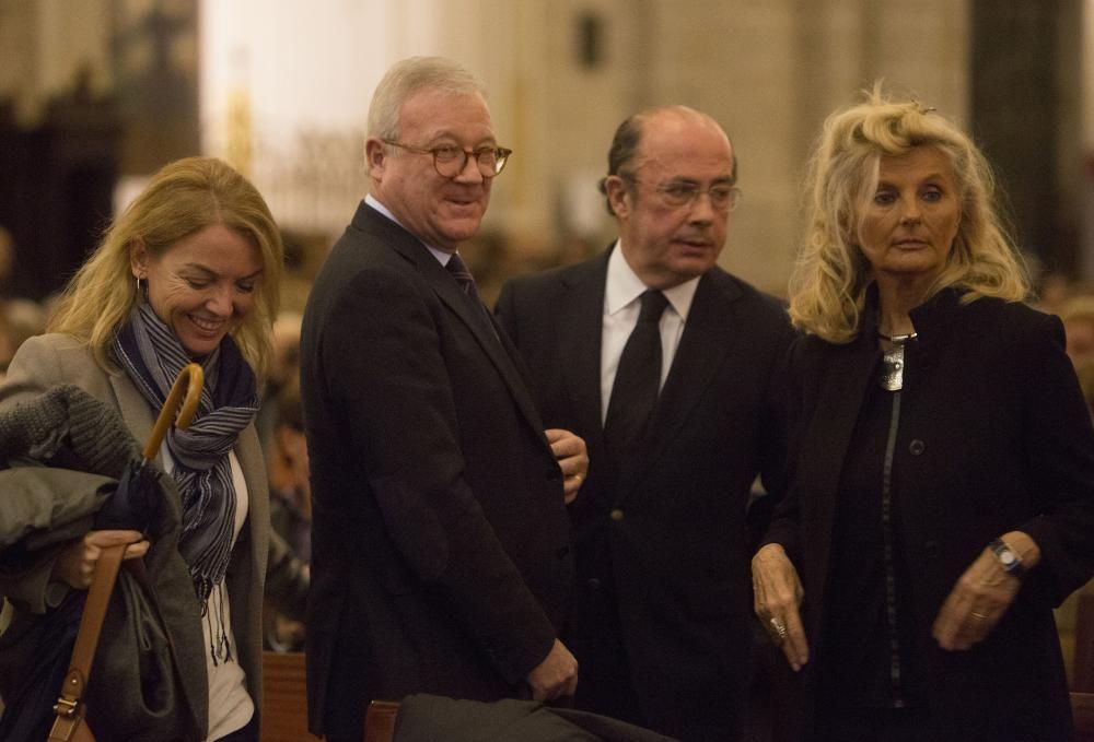 Segundo funeral por Rita Barberá