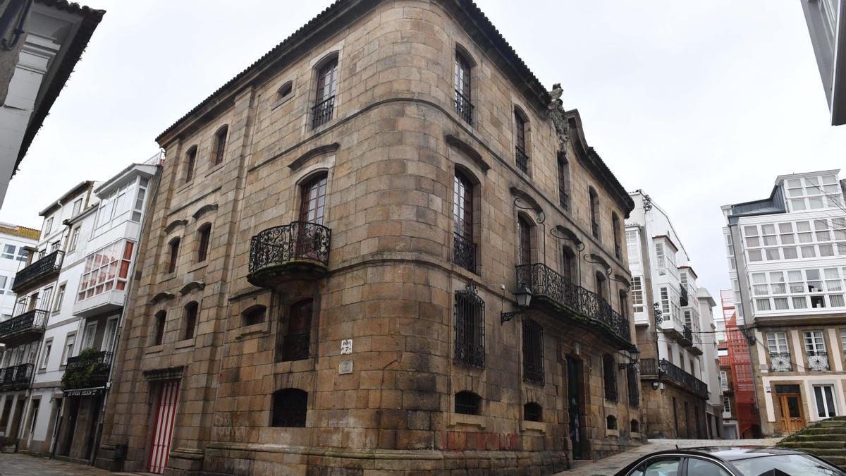 La casa Cornide