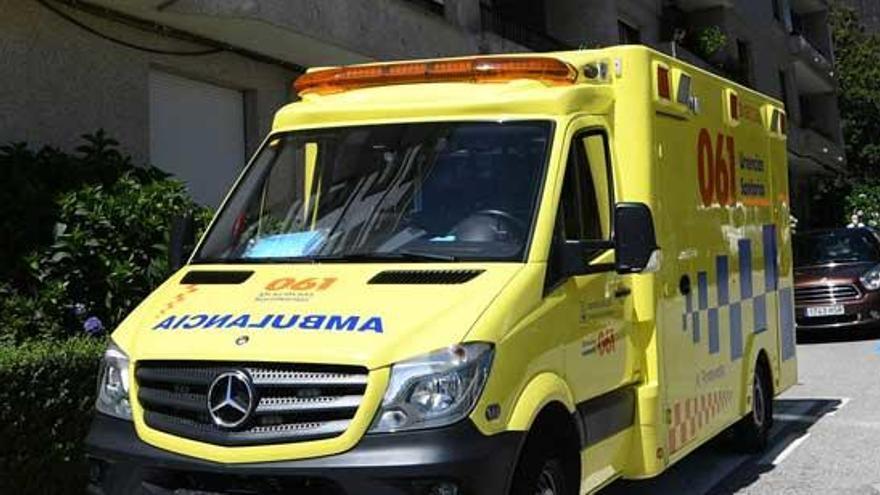 Las ambulancias reclamarán casi un millón de euros a Audasa por el pago del peaje de la AP-9