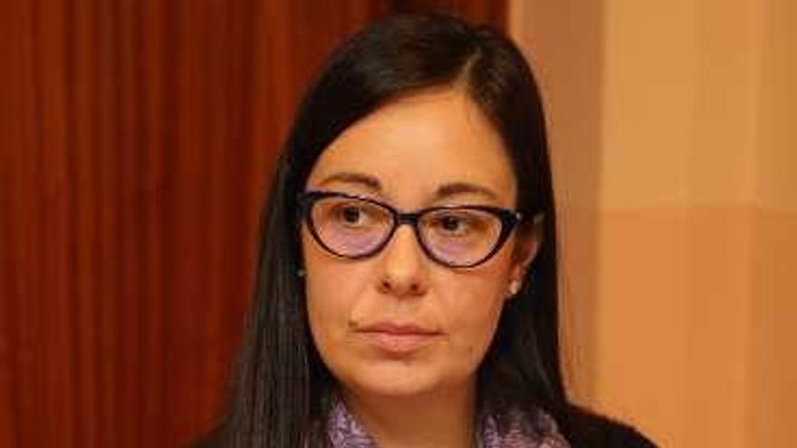 Marta Domínguez preside la comisión