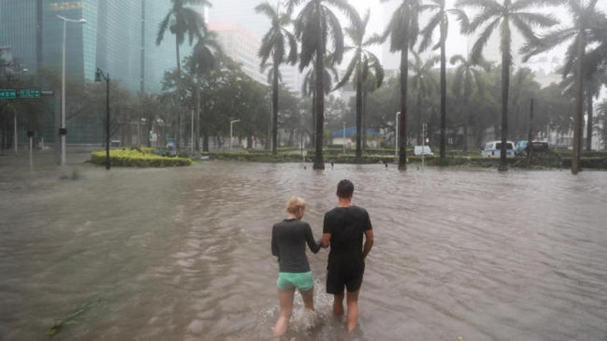 Florida, declarada zona catastrófica tras el paso del huracán Irma