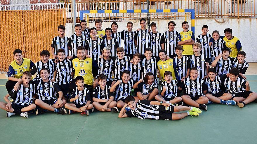 El Costa del Sol Málaga refuerza la sección masculina del Club Málaga Norte