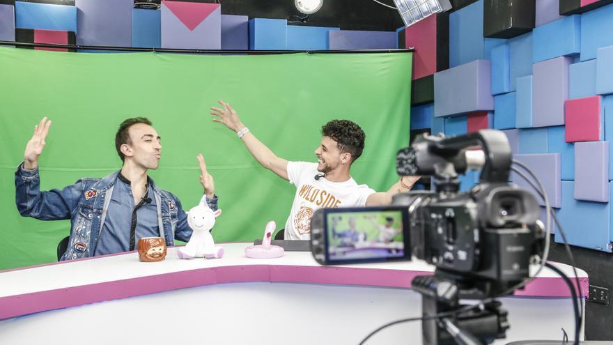 Luchar contra la LGTBIfobia desde un plató de televisión