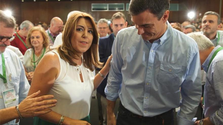 Díaz diseña una ejecutiva con una mayoría femenina y sin 'sanchistas'
