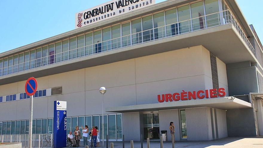 Las atenciones de urgencias bajaron un 27% en el hospital durante el 2020