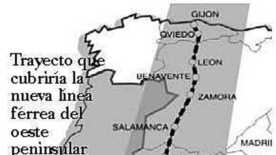 La conclusión de la Ruta de la Plata, prioritaria para la conexión con la nueva autopista del mar
