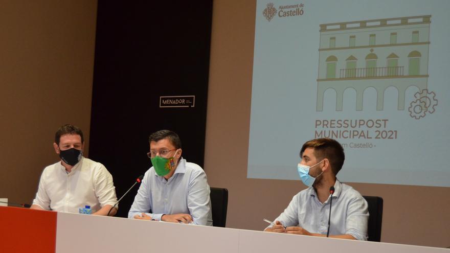 Castelló activa el presupuesto con un 500% más para empleo que en 2015