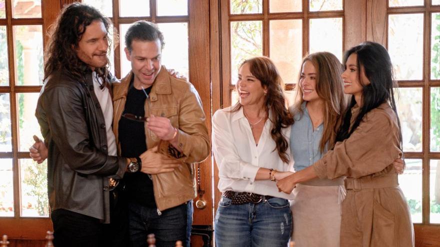 'Pasión de gavilanes' empieza a rodar su segunda temporada con casi todo el elenco original