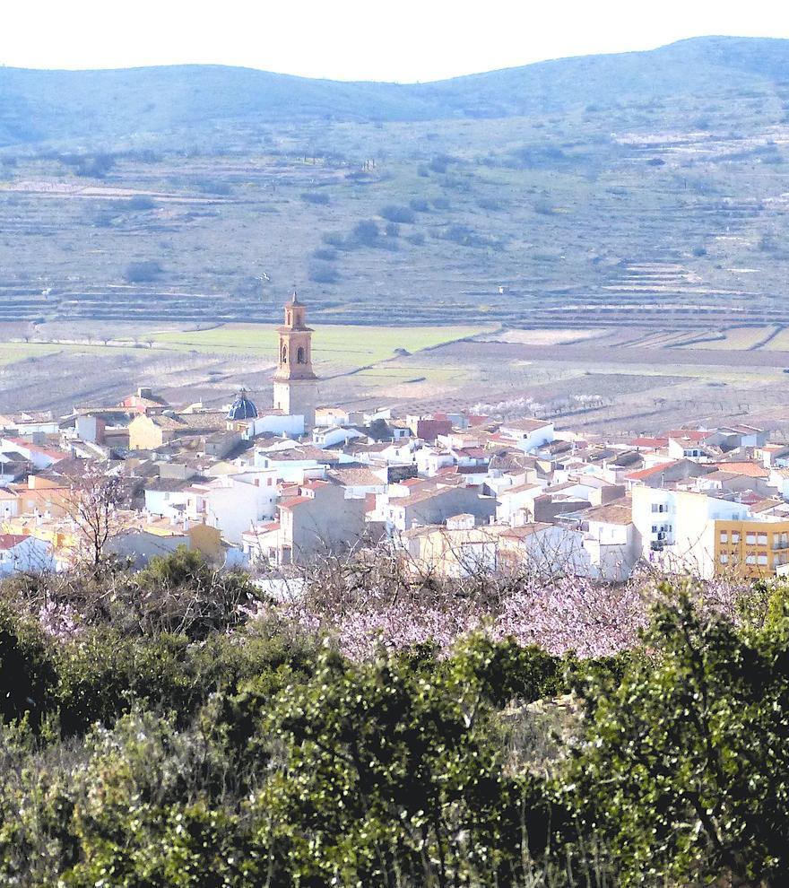 Alcublas, el pueblo de los molinos de viento