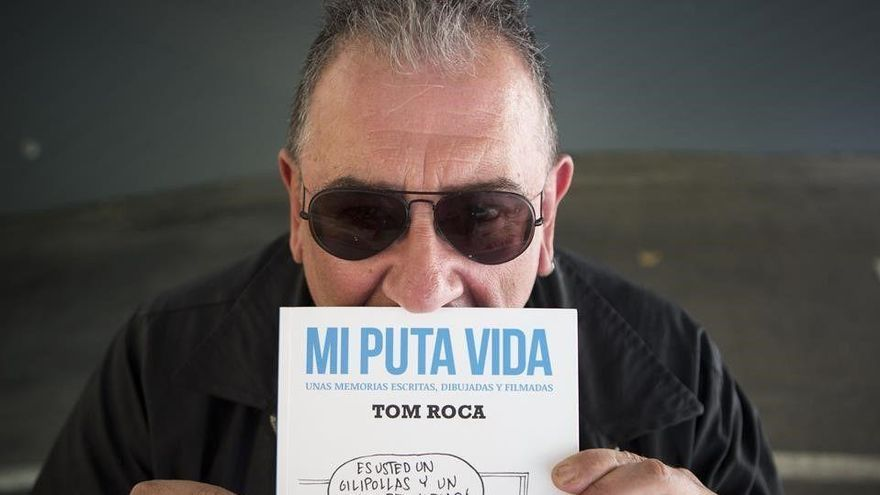 Mor l'humorista gràfic i guionista Tom Roca als 67 anys