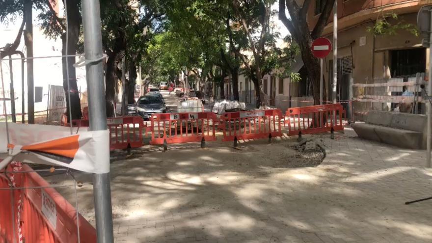 Las obras de Villalonga y Borguny se retrasan hasta septiembre