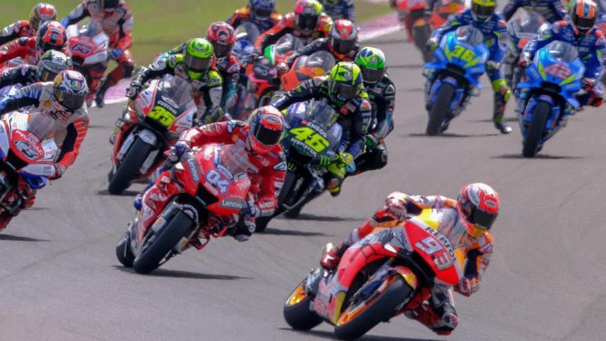 ¿Cuándo empieza MotoGP 2020?