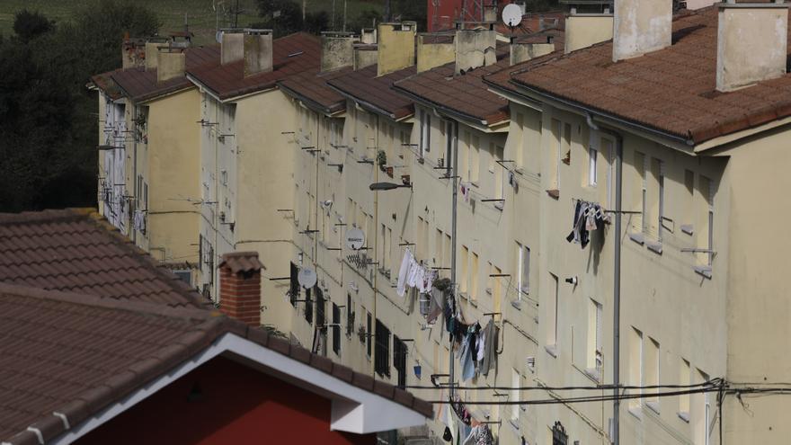 Los edificios de los barrios podrán optar desde este año a ayudas para mejorar fachadas