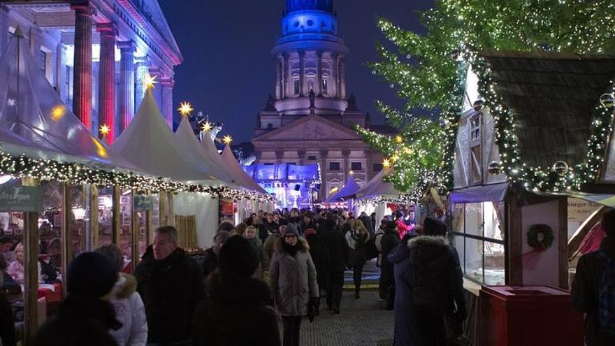Mercats de Nadal imprescindibles d'Europa