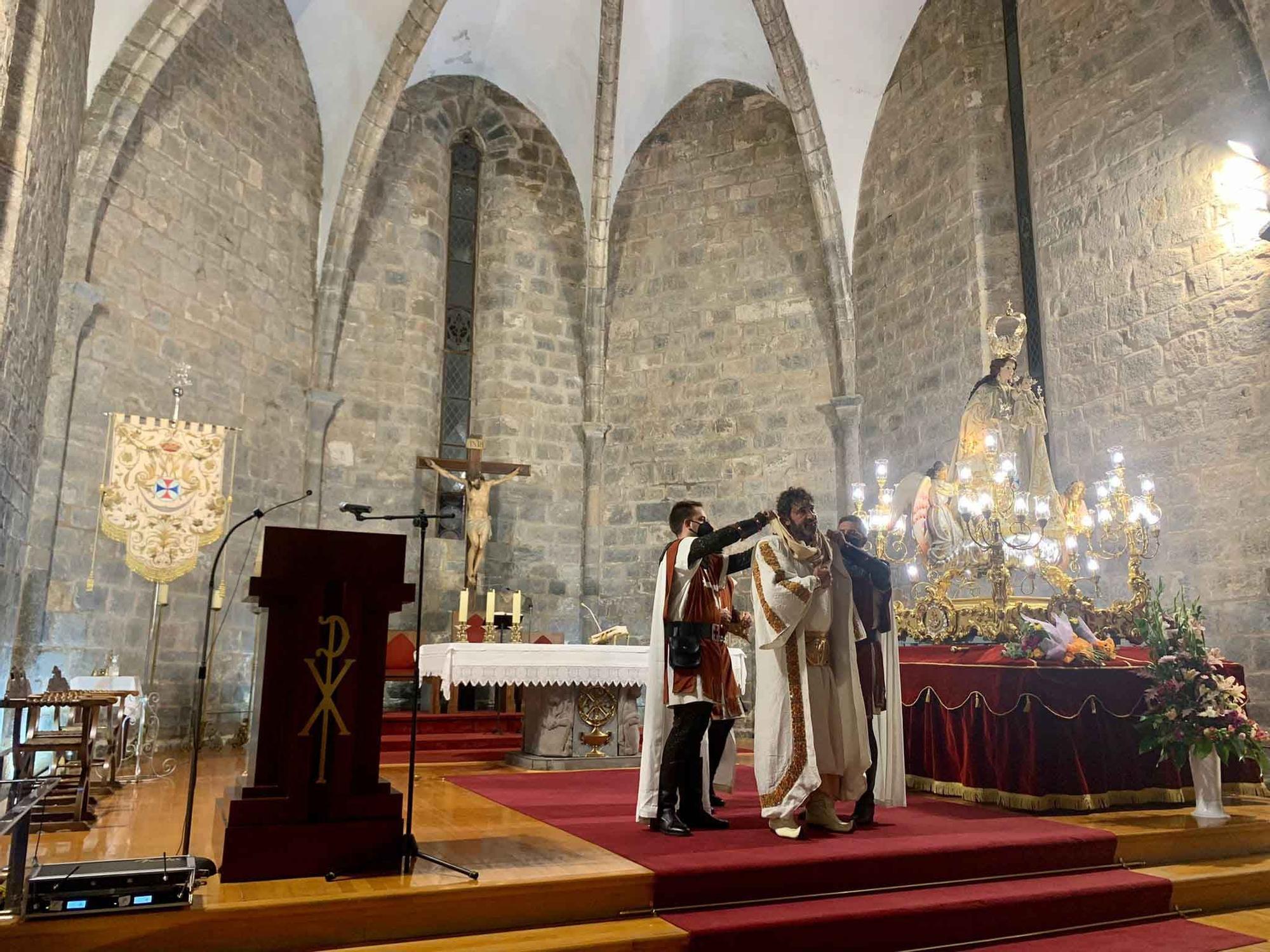 Los Moros y Cristianos de Sagunt se despidentras un año sin celebrarse.