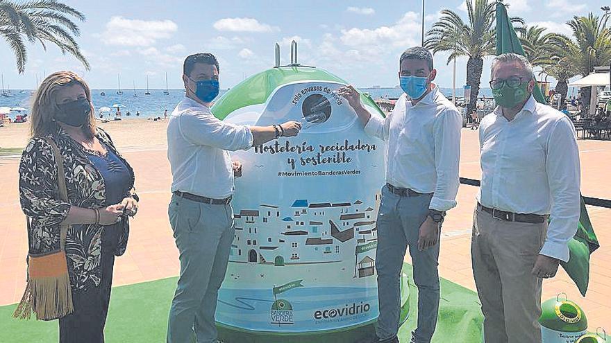Premio para el municipio costero que más recicle durante el verano