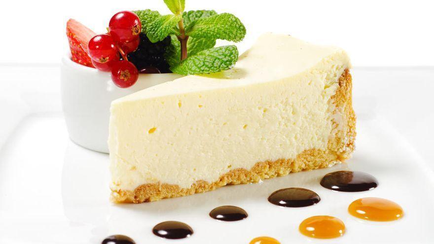 Prepara en unos minutos esta espectacular tarta de queso al microondas