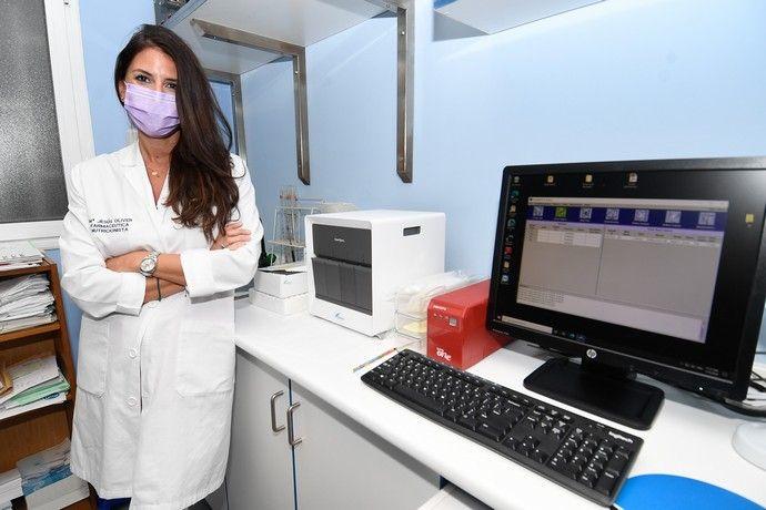 María Jesús Oliver, farmacéutica experta en nutrición