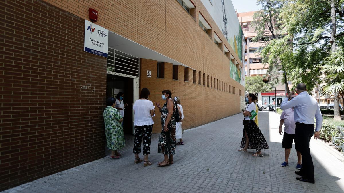 Centro de Salud de Benimaclet