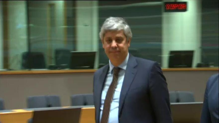 Mário Centeno, nuevo presidente del Eurogrupo